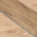 Walnuss-Klicken Belüftung-Fußboden-Planke/UVbeschichtung-Holz kopiert Vinylplanke