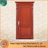 Desheng diseños de una sola puerta de madera interior