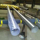 ステンレス鋼は管を砥石で研いだ