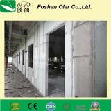 Painel de parede (folha de fibra de cimento+com núcleo de poliestireno expandido) para os projectos