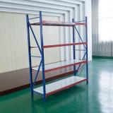 Стеллажа для выставки товаров паллета хранения пакгауза вешалка хранения пяди стального сверхмощная длинняя
