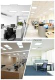 MOQ de bajo precio de fábrica ultra delgado la luz del panel de techo LED