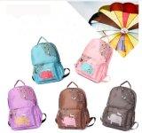 Nom de marque de mode de conception OEM pour les enfants de sac à dos Sac d'école