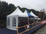 À prova de água Pagoda tenda, 3m e 5m Garden Gazebo