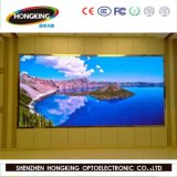 Dreijährige Garantie Miet-LED-Bildschirmanzeige-Verlegenheit auf der Wand
