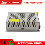 24V 6A 150W LEDの変圧器AC/DCの切換えの電源Htp