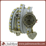Dernière Hot Sale Fashion Mesdames alliage montre-bracelet Bracelet Quartz