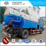 [دونغفنغ] عال ضغطة غسل ومصّ شاحنة, يضمّ مصّ وينبثق شاحنة [10000ليترس]