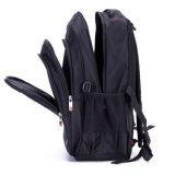 Классического черного цвета пользовательских рюкзак спортивный нейлоновые ЭБУ подушек безопасности