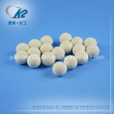 keramische Porzellan-Kugel der trägen Tonerde-17%Al2O3 - Katalysator-Stützmedia