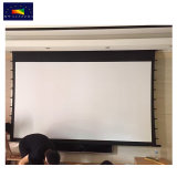 リモート・コントロールIR/RFの情報処理機能をもった電気映写幕かプロジェクタースクリーン