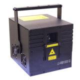 Lumière bon marché spéciale polychrome d'étape de laser de la disco 3000MW des effets RVB à vendre