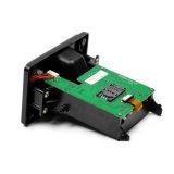 Wbe plena inserção manual IC / Leitor de Cartão Magnético Wbm-9800
