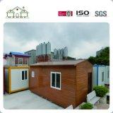 Edifício móvel pré-fabricado do projeto portátil da casa do recipiente/casa modular Prefab do acampamento