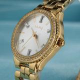 Reloj del regalo del reloj del acero inoxidable con unisex (Wy-019B)
