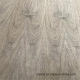 4,5 mm de chapa de nogal negro natural laminada de madera contrachapada de lujo
