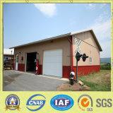Almacén de la casa prefabricada del panel de emparedado del EPS