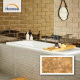 Cocina Baño Metro Hotel Backsplash baldosas utilizar paneles baldosas mosaico de vidrio de cocina