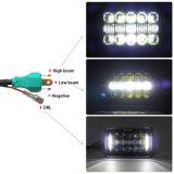 """Auto luz LED de trabajo 5""""*7"""" camión gran cantidad de lúmenes FARO DE LED DE 24V"""