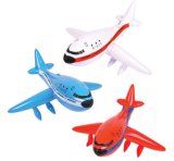 Inflatable PVC Toy Plane for Kids and Promotion