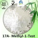 Reinheit der China-Fabrik-99% 17A- Methyl-1-Test des Puders
