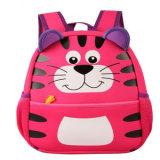 Zaino animale sveglio dei bambini del sacchetto di banco di asilo del bambino del fumetto della tigre del regalo dei capretti