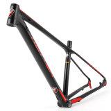 La promoción de 15,5 pulgadas de 19 pulgadas de 17 pulgadas de aluminio opcionales de bastidor de la bicicleta de montaña