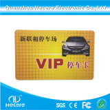 싼 가격 MIFARE Compatiable 13.56MHz ISO14443A F08 RFID 지능적인 IC 카드