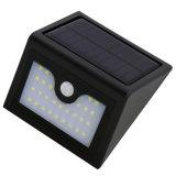 Суперяркий водонепроницаемая IP65 солнечной светодиодный настенный светильник с маркировкой CE RoHS