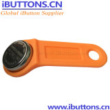 Drivers ID iButton Key with Orange Color for Queclink GPS Devices Alignment