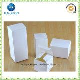 2018 Wholesaled пользовательские белого цвета бумаги небольшой подарок упаковки (jp-box048)
