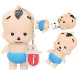 Bastone dell'azionamento del USB di Keychain del regalo del bambino