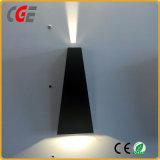 Lâmpada leve do quarto da parede com luz do diodo emissor de luz para a iluminação do hotel