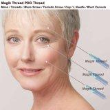 Tipos descartáveis médicos da linha de Magik Pdo com cânula e tamanhos