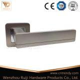 Hardware de la puerta de entrada de aluminio de Zinc el pestillo de bloqueo de la palanca (Z6327-ZR23)