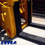 Alimentatore del blocchetto di Ltma caricatore della rotella del carrello elevatore da 16 tonnellate