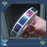 Hologramm-Sicherheits-Kennsatz mit Leute-Bild