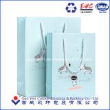 200 g/m² papel Arte Papel personalizado de impresión de papel de la bolsa de compras bolsa de regalo