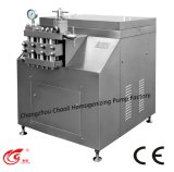 Milieu, 5000L/H, 25MPa, homogénisateur à grande vitesse pour faire le lait