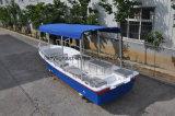 Bateau d'équipage de passager de bateau de touristes de Liya 19FT à vendre