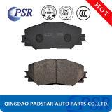 Las piezas del coche Semi-Metallic Pastillas de freno D1210 para Nissan y Toyota