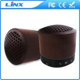 Mini altofalante de madeira estereofónico sem fio Mão-Livre novo de Bluetooth