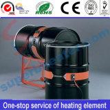 Calefator da borracha de silicone do tambor de petróleo da alta qualidade com termostato