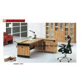 Escritorio de oficina de madera de encargado de los muebles de la oficina moderna Yf-G3201