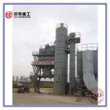 El Medio Ambiente Baghouse 80 toneladas por hora el equipo de mezcla de asfalto con baja emisión
