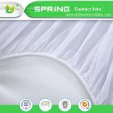Prueba de fallos de estilo monta cama cuna protector de colchón / Cubierta con laminado de TPU