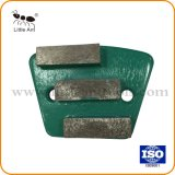 Три Сегменты алмазные шлифовальные инструмента пластины на бетонный пол полировка