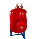 Sistema de mezcla de la lucha contra el fuego del dispositivo de la proporción de la espuma de la presión del balance