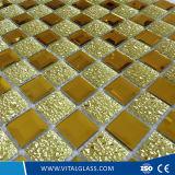 Het gekleurde Mozaïek van het Glas voor de Decoratie van de Muur/van het Meubilair