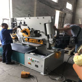 Equipamento de processamento do metal do Ironworker quente do tipo da venda Multi-Funnction